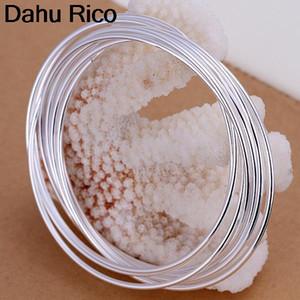 dix cercle couleur argent de Brazaletes grec acheter direct de la Chine acessoires par un praia Visut egyptien Dahu Rico bracelets