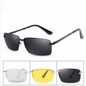 2019 Mens occhiali da sole polarizzati per gli sport outdoor guida Occhiali da sole uomini della struttura del metallo di vetro di Sun Tifosi Cheap Sunglasses Occhiali 80Rj #