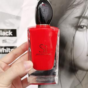 Hot Parfüm Red SI Passione liebt wahren Gefühle Frauen Parfüm rot Faszination Leidenschaft 100ML lang anhaltende hohe Qualität Duft