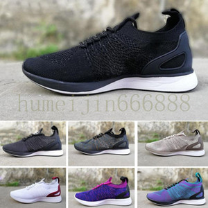 nike air flyknit race Air Zoom Mariah Fly Racer 2 Mulheres Mens Athletic todas as Red Shoes Casual verdes pretas tecelagem AIR Zoom Racer Sneaker Trainers Tamanho 36-45