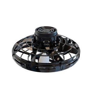 FlyNova UFO Fidget Spinner Kids Adult Portable Flying 360° Rotating Shinning LED Lights Release Xmas Toys Gift Drop Shipping I 3 Color