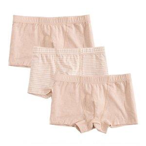 pugilistas roupa interior dos meninos médio de algodão colorido e grandes tong nei cuecas das ku tong nei ku crianças Boxers cuecas infantis meninos