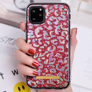 Yüksek Kaliteli Glitter Bling Premium Yapay elmas Renkli Tasarım Kadınlar Defender Telefon Kılıfı iPhone 12 11 PRO MAX XS XR 6S 7 Artı