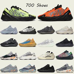 2020 موجة عداء 700 V2 الرجال الاحذية الجيود ثابت البنفسجي الملح أحذية رمادي الجمود أزياء المرأة الرياضية حذاء رياضة الصلبة مع صندوق 36-46