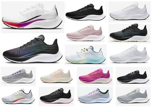2021 Zoom Hot Pegasus 37 Turbo 2 Guns PretoMok Mens Correndo Sapatos Zoomx 4 Próximo Betrue Ribbon Sports Homens Mulheres Sneakers