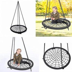 Детские птичье гнездо качели на открытом воздухе в помещении висит стул чистой веревки ткачество игрушки сиденья детских качели детских игрушки FFA4173 qJPb #