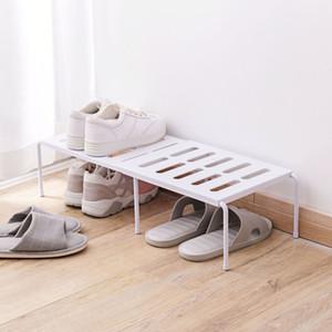 OTHERHOUSE ABS extensible chaussures Support de rangement étagère chaussures Organisateur Porte sous l'évier Support de rangement Cabinet Organisateur Ménage Y200527