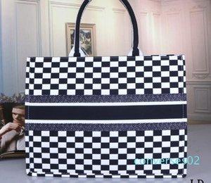 Designer Womens borse del fiore signore casuali Tote Bags tela progettista a tracolla in pelle femminile borsa 2020 Luxury Designer Borse CO02