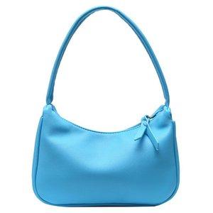 femmes petit sac besace en nylon hobo sac sac à bandoulière bateau Baguette libre
