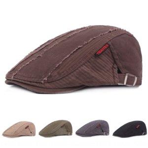 algodão dos homens gnxtf pico Pointed velho chapéu para a frente de algodão dos homens atingiu o pico chapéu chapéu frente velho Pointed cap boina cap boina