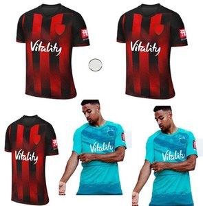 nuovi 2021 Maglie AFC calcio Billing re Wilson Lerma casa lontano TERZI 2020 2021 AKE Maglie da calcio Brooks camicie da uomo CALCIO