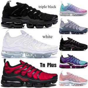 Ayakkabı beyaz hurnt turuncu üçlü siyah Yastık Spor ayakkabılar pembe deniz gri mor be Ture Eğitmenler ABD 5,5-11 Running Tn Artı Erkekler Kadınlar