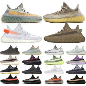 adidas yeezy boost 350 V2 350V2 En Erkekler Kadınlar Yecheil Yeezreel Bulut Beyazı cüruf Siyah Statik Yansıtıcı Tasarımcı Erkek Sneaker Büyüklüğü 36-47
