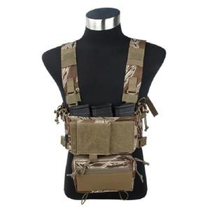 Chest Rig Tactical Gear petto Rigs SS Vest TMC3115-SST