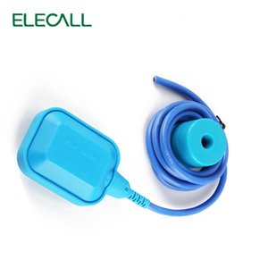 EM15-2 Controller Float Switch High-Temperature Silicone Wire Liquid Fluid Water Level Float Switch Contactor Sensor
