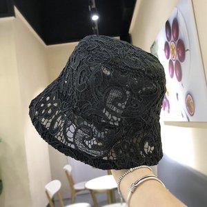 Kore-Style Şapka Kadın Retro Hafif Japon Tarzı Sun-Koruyucu Yaz Kesim Moda Sun-Koruyucu Kepçe Hat Bahar