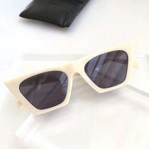 Neue Top-Qualität 41468 Frauen Sonnenbrille Frauen Sun-Glas-Frauen-Sonnenbrille Art und Weise der Art schützt Augen Gafas de sol lunettes de soleil