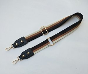 Cinturón de colores bolsas de la correa accesorios para la mujer PTgirl Moda ajustable para el hombro del bolso de la correa decorativa