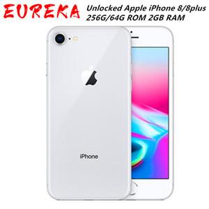 """Восстановленное разблокирована Apple, iPhone 8 / 8р LTE мобильный телефон 256G / 64G ROM 2GB RAM Hexa Ядро 12.0MP 5.5"""" IOS"""