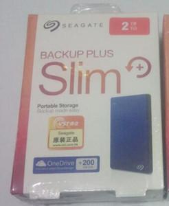 "Neue externe Festplatten 2TB Portable External Hard Drive USB 3.0 2.5"" 2TB blau Festplatte"
