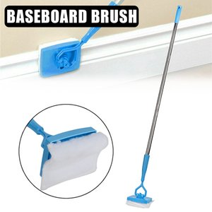Battiscopa amici Cleaner Mop allungabile in microfibra polvere in camera pulizia della famiglia Y200320