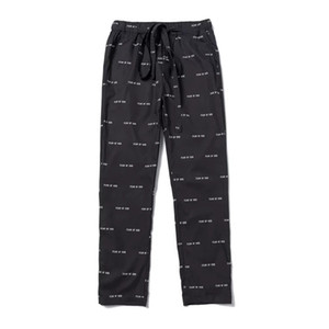 20FW FG Classic Barrage Letter Printed High Street Fashion Track Pants Elastic Waist Tooling New Style Sweatpant Casual Trousers HFYMKZ261