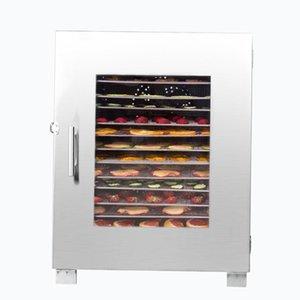 Aço inoxidável Factory Direct Household Fruit Secador de ar Secador Dehydrator Vegetable Dehydrator
