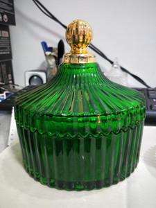 caixa de armazenamento casa decoração criativa para jar yurt doces de vidro yurt ouro jóias de armazenamento presente meninas caixa mongolian Id6vU