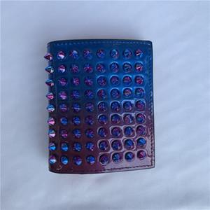 Роскошная бумажник мужской и кошелек сцепления низкого давления мешок женщин бумажник держателя карты кредитной карты