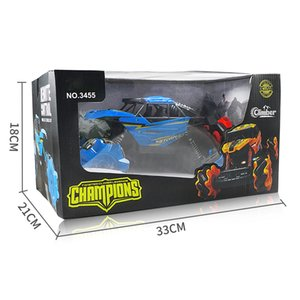 2020 hot selling Factory direct 1:16 wireless remote control horizontal off-road four-wheel drive stunt drift climbing car for children and