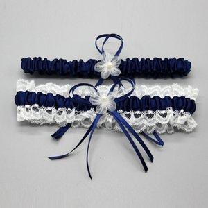 Свадебные Подвязки, Свадебные Подвязки, Lace Подвязки Установить цветочные Stretch кружева Люкс Подвязки кружева Pearls стиль