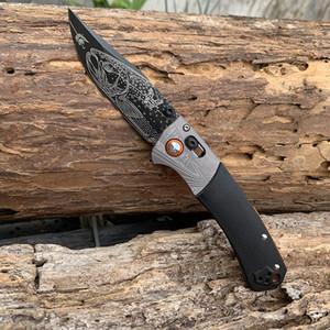 BM 15080 Legno Maniglia 58-60HRC S30V Lama Camping Autodifesa Pocket knife edc strumento multifunzionale