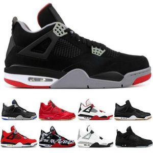 20 4 4s Basketball Cactus Jack White Cement Jeu Royal Motor meilleure qualité Hommes Sport Chaussures Designer chaussure US 7-13