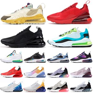 air max 270 react eng airmax 270s running shoes men women Chaussures 270s Cactus Trails Neon mens trainers Sports Sneaker