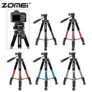 ZOMEI treppiedi di corsa Professional Camera Tripod per Canon per Camera Phone Nikon SLR DSLR Digital Portable 2020