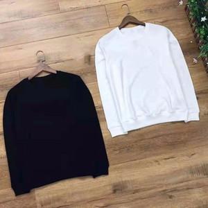 2021 S-4XL Nouveau style coton pour hommes et femmes Sweat-shirts Homme Chemises Manteaux Pull Homme Sweats à capuche Printemps Sweatshirt Couple Vêtements