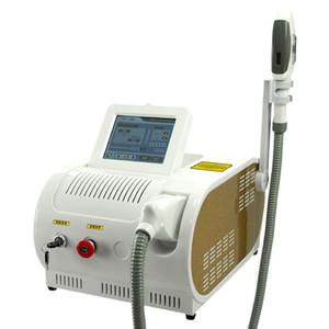 Laser Haarentfernungsmaschine Permanent Shr Opt IPL Haarentferner Hautverjüngung Pigment Akne Therapie SALON VERWENDUNG