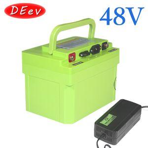 48V 20AH электрический велосипед самокат батареи 30Ah 40Ah Ebike аккумулятор аккумулятор 48V