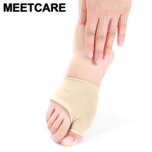 Forefoot Silicone Orthopedic Socks Toe Sleeve for Hallux Valgus Nursing Big Thumb Bunion Corrector Pedicure Feet Care Bunions