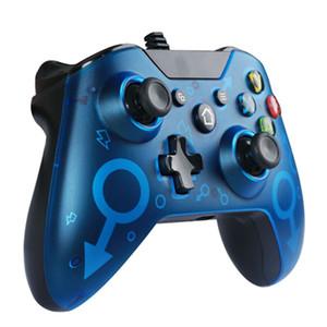 USB com fio N-1 XBOX um controlador gamepad polegar preciso gamepad joystick adequado para qualquer XBOX caixa colorida um host