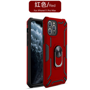 Shockproof Magnetic PC TPU Phone Case Cover For IPhone 11 12 pro Max