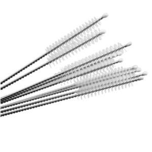 19cm * 5cm * 8mm 1000 Piece Stainless Steel Wire Straw Cleaner Cleaning Brush Straws Cleaning Brush Bottle Brushs