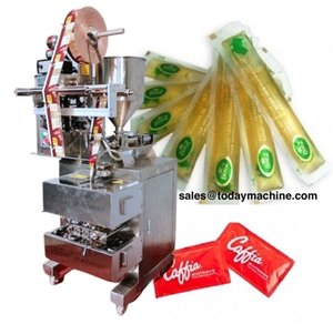 Liquid Paste Packaging Machine with Pump System