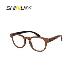Frame ultraligero Comfort juego lentes de computadora gafas de marco óptico de madera Gafas de lectura Gafas Gafas Marcos 133