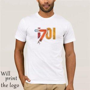 Flevans Uomini Stella T-shirt manica corta Con immobiliare Del una T-shirt da Uomo Marchio di Abbigliamento