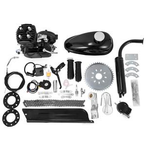 2020 Neu in 80CC Motor Push-Bike motorisierten Fahrrad-Benzin Gas Motor Motor-Kit 2-Takt