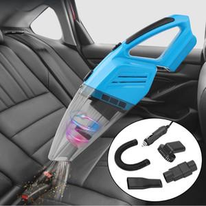 LEEPEE alta succión para el coche húmedos y secos de doble uso Potente portátil Mini Aspiradoras de coches Mini Vacuum Cleaner 12V 120W