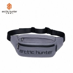 Outdoor Sports And Leisure Waterproof Mens Waist Bag Multifunctional Riding Waist Bag Mobile Phone Camera Canvas q6ab#
