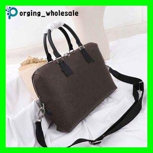 Body Men Classic Briefcase Leather Bag Men Bag Designer Laptop Shoulder Messenger Qeos Bags Handbag Cross Mens Briefcase Laptop Com Twjrx