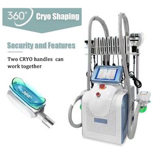SPA Salon Utilisez 360 Cool Minceur Cryolipolisis Localisée Suppression de graisse LPG Endermologie Dispositif de mise en forme du corps LiPo laser perte de graisse équipement de perte de graisse